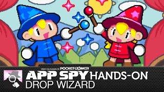 Drop Wizard | iOS iPhone / iPad Hands-On - AppSpy.com