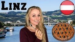 Linzer Torte probieren in Linz, Österreich! 😋 (und Sightseeing) | Nessi's World