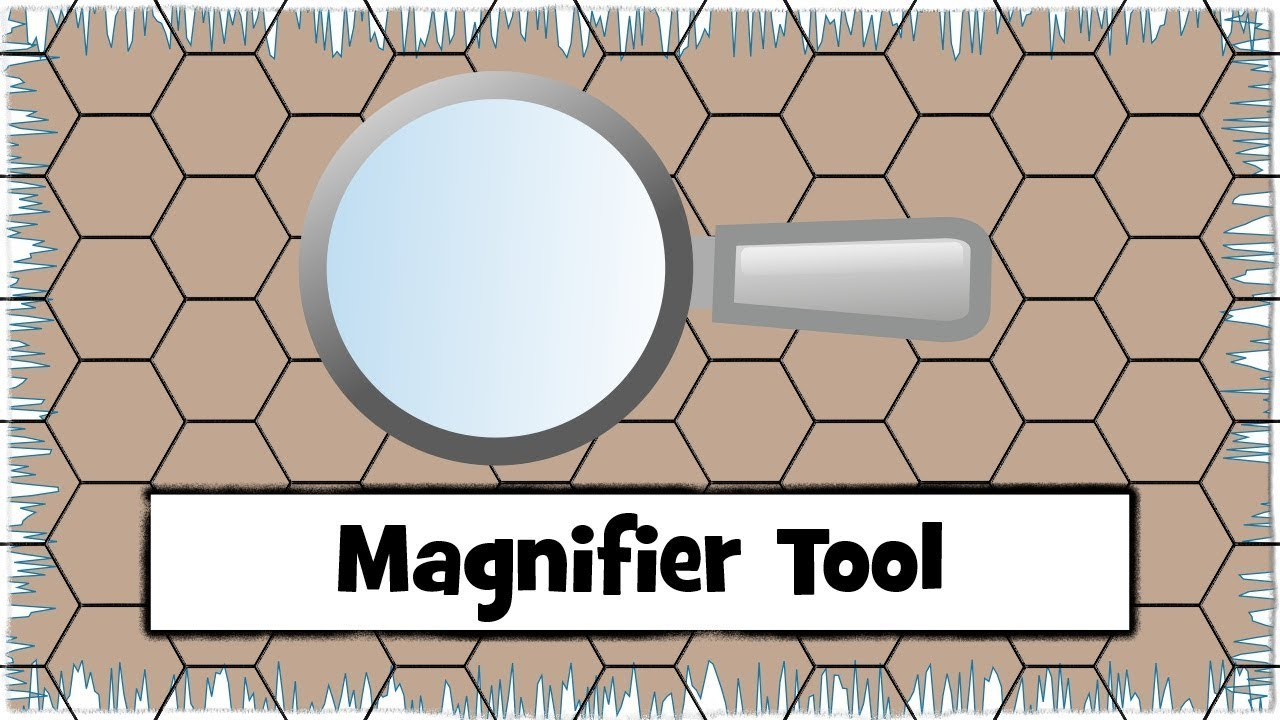 Where to Find the Magnifier Tool within Windows 10