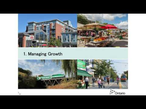 Co-ordinated Land Use Planning Review Technical Briefing Webinar: Part 1