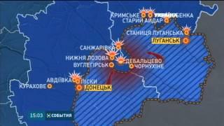 За добу 5 українських військових - загинули, 30 - отримали поранення(За добу 5 українських військових - загинули, 30 - отримали поранення. У РНБО повідомляють - найбільше вогневих..., 2015-02-02T15:37:56.000Z)