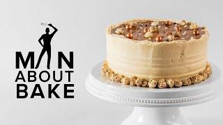 JJR&#39s Homemade Caramel Buttercream Recipe  Man About BAKE