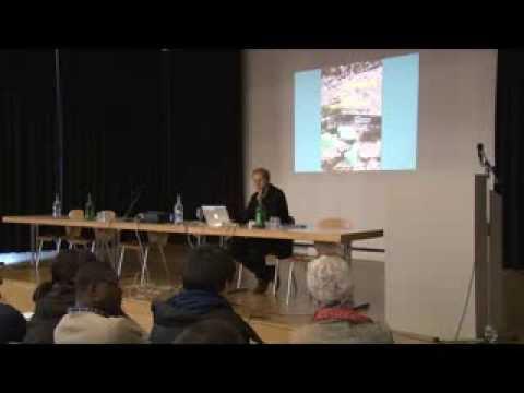 ZHdK Master Fine Arts Symposium 2013. Arnd Schneider.