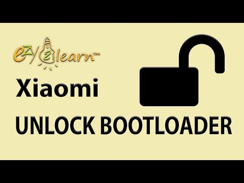 Unlock Bootloader of Any Xiaomi Android Device With Official Flash Tool by ezy2learn