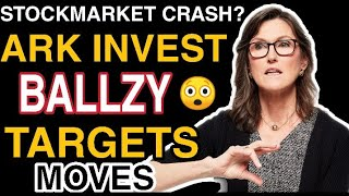 ARK INVEST TSLA STOCK PRICE TARGETS AFTER BATTERY DAY| STOCK MARKET CRASH SOON? STOCKS TO BUY NOW?