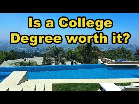 Whether or not you should go to college (I never went)