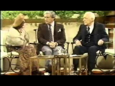 Estelle Winwood, 1979 TV Interview, William Demarest