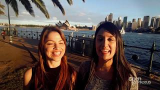 Australia/Blog Australia is Open