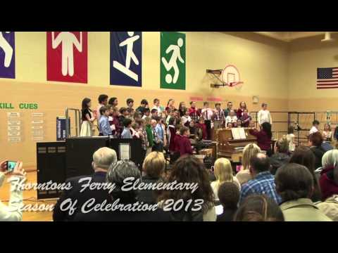 Thornton's Ferry Elementary School: Season of Celebration 2013