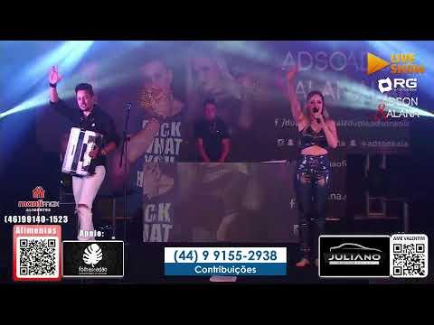 live-show:-adson-&-alana- -parte-02-#fiqueemcasa-e-cante-#comigo