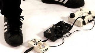 Tremolo vs. Vibrato vs. Univibe Pedal   Guitar Pedals