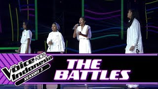 "Jeni & Joni vs Angel vs Vari ""Perfect..."" 
