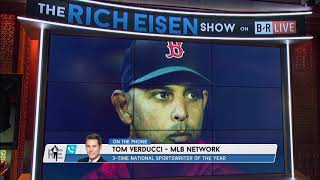S.I.'s Tom Verducci: MLB Should Ban All Tech During Games | The Rich Eisen Show | 1/16/20