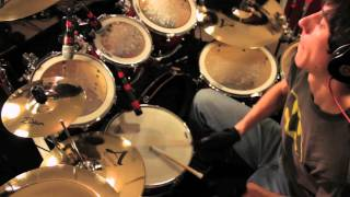 Paradise (Peponi) African Style Cover - The Piano Guys (Drum Cover) -Coldplay Paradise-
