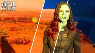 Guardians of the Galaxy Vol. 2 - VFX Breakdown by Scanline VFX (2017) thumbnail