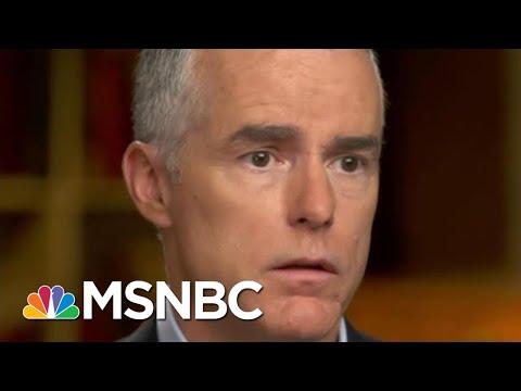 McCabe Ordered Obstruction Probe Into Trump, Discussed 25th Amendment | Hallie Jackson | MSNBC