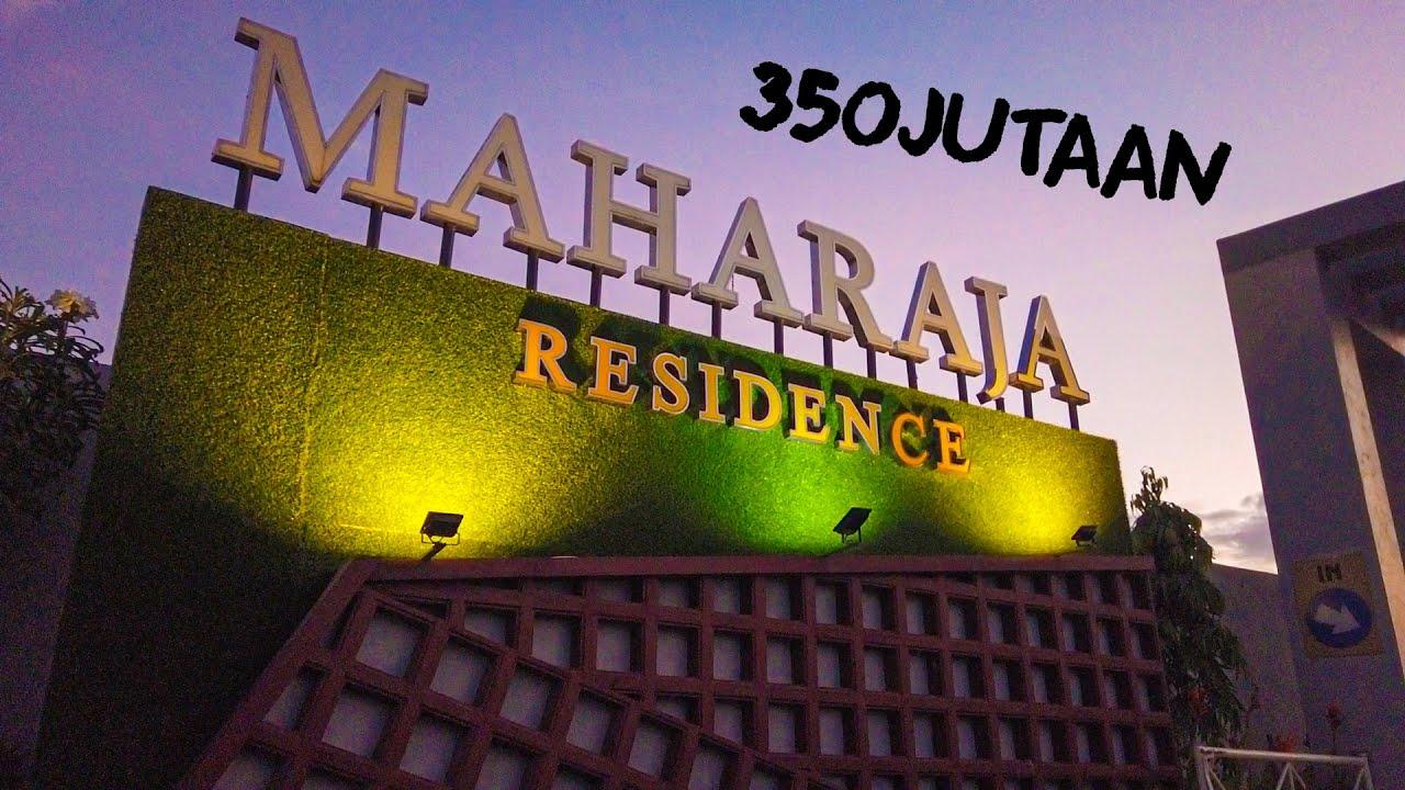 Rumah 350Juta-an, Diapit 2 Akses Tol, Maharaja Residence Menganti Gresik
