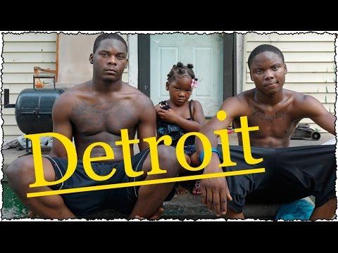 Detroit, La Decadencia del Capitalismo