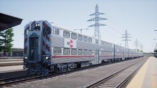 Train Sim World 2020 Live: Peninsula Corridor Gallery Cab Car CT97 San Jose to San Francisco