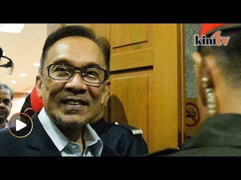 Download Youtube: Anwar dikejarkan ke HKL