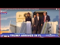 WATCH: President Trump and Shinzo Abe Arrive in Florida for Mar-A-Lago Weekend (FNN)