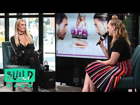 """Paris Hilton Chats About Her Single, """"My Best Friend's Ass"""" Mp3"""