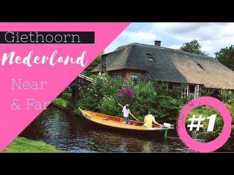 See Nederlands Near&Far #1 |Giethoorn|Desa terapung di Belanda| venice of the North | VLOG #37