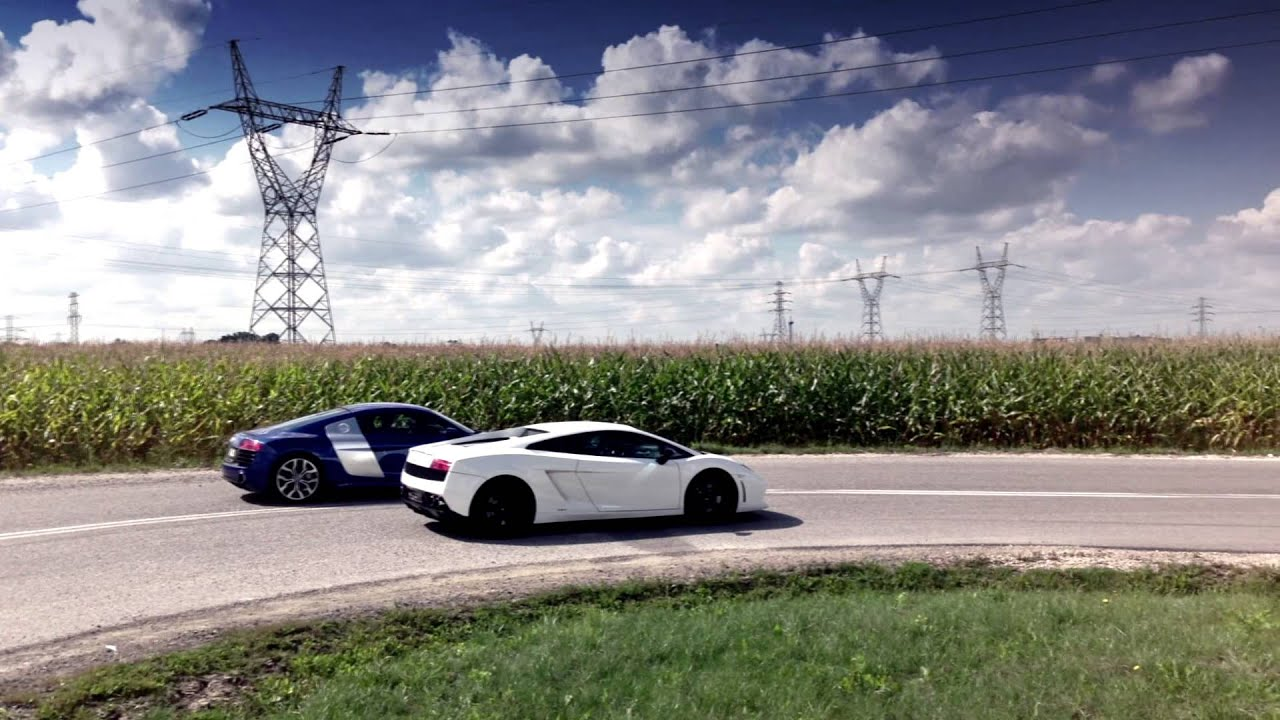 r8 vs gallardo Two different supercars, with the same dna but which makes the better ph buy | pistonheads.