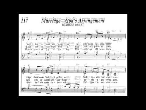Sing Praises to Jehovah Song #117 Marriage  Gods Arrangement Orchestral Version