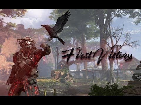 Apex Legend Gameplay 1  First Victory