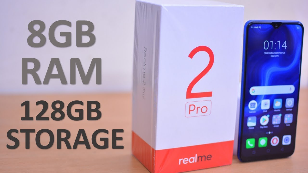 3f719f92e Realme 2 Pro Unboxing and Overview 🔥 - Best Smartphone under 20K ...