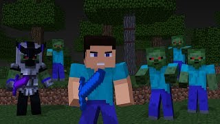 Steve Life 1-5: Full Movie - Minecraft Animation