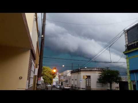 Tornado en Concepción del uruguay,Entre ríos