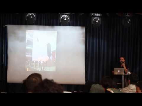 Dan Perjovschi: On artistic freedom