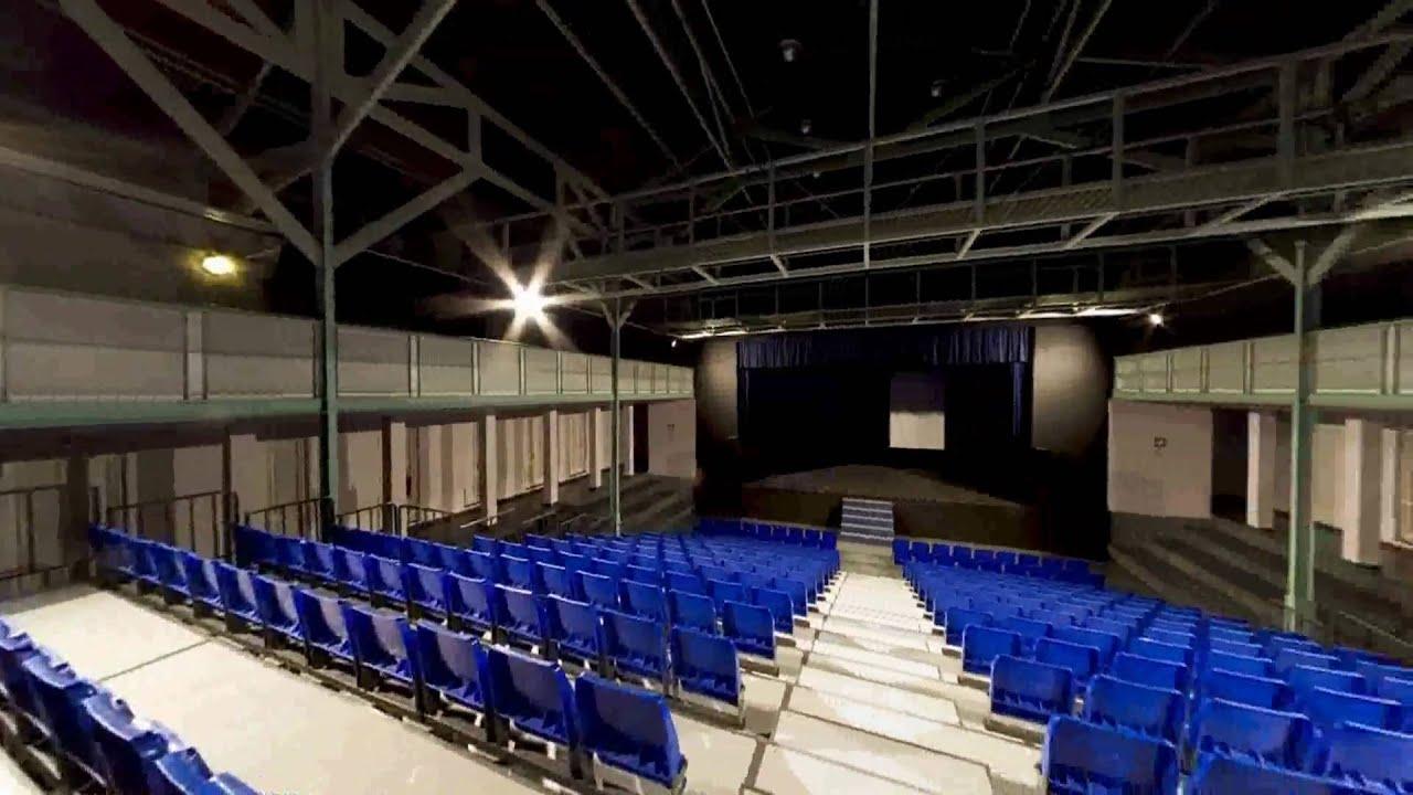 Teatro alameda sevilla en 360 youtube for Sala 0 teatro sevilla