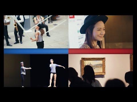 法國五月節目回顧短片 Le French May 2016 Post Festival Review
