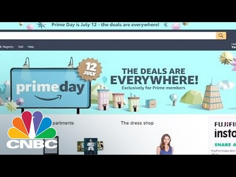 Amazon's Second-Annual Prime Day To Launch July 12   Tech Bet   CNBC
