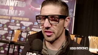 HBO Boxing News: John Molina Jr. Interview (HBO Boxing)
