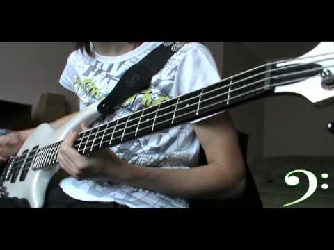 Slipknot-Left Behind (Bass Cover)