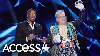 'The Masked Singer' Unmasks The Llama – See The Game Show Host!