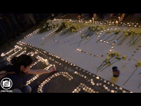 Paris : rassemblements justice et vérité pour #ShaoyoLiu - 30/03/17