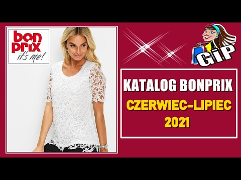 BONPRIX | Katalog Czerwiec-Lipiec 2021 | Postaw na Kolor