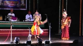 Yakshagana- Subramanya Dhareshwar- Chandravali Vilasa-Balire Chandravali