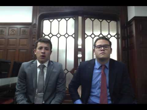 JOB INTERVIEW. Hernando Ospina Andres F. Morales