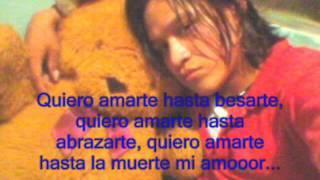 QUIERO AMARTE AMIGA - CHUY LIE