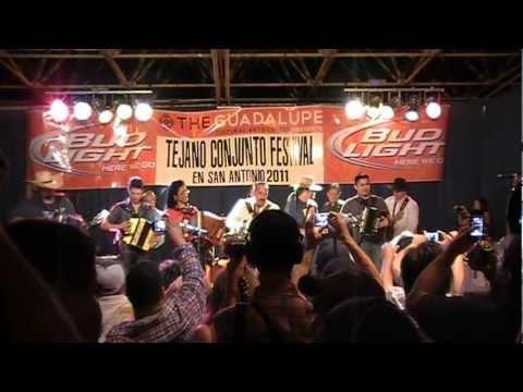 2011 Tejano Conjunto Festival - Day 3 Accordion Conjunto Jam