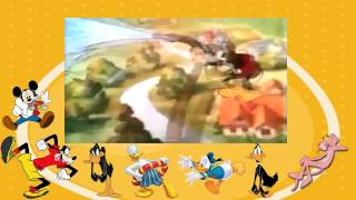 Donald Duck, Mickey Mouse  Goofy Mickeys Fire Brigade - Donald Duck Cartoon