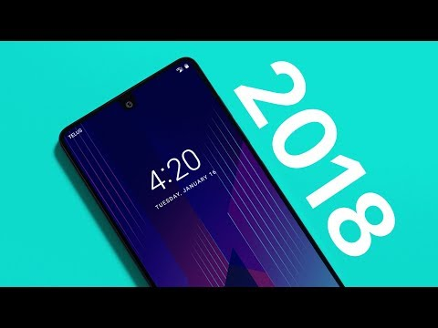 Essential Phone 2018 - The Revival?