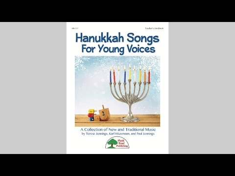 Hanukkah Songs For Young Voices - MusicK8.com Song Collection