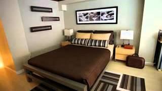 Contemporary Master Bedroom Interior Decorating Ideas